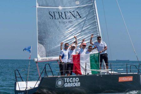 Meteorsharing - Campionato italiano minialtura Chioggia - Serena wines - Be Board
